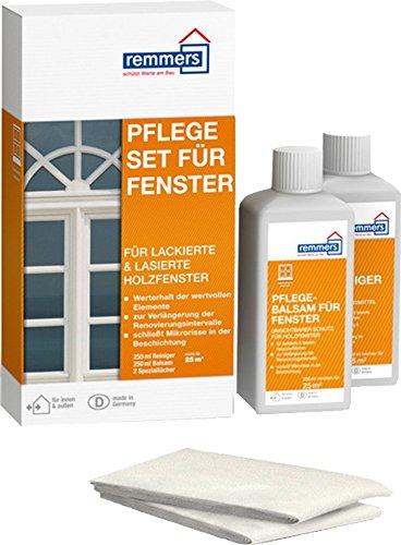 Remmers Aidol Pflege-Set für Fenster