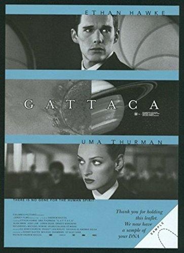 Gattaca Movie Poster (27,94 x 43,18 cm)