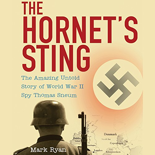 The Hornet's Sting audiobook cover art