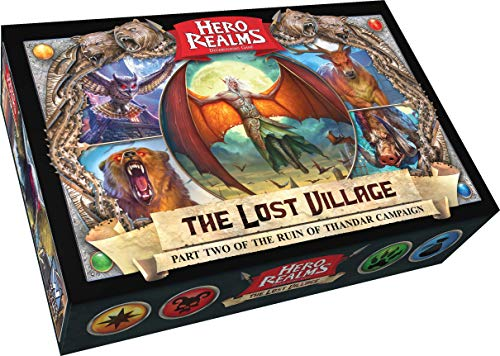 Hero Realms The Lost Village - English