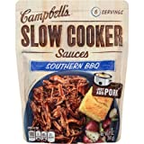 Campbells Sauces Southern BBQ Slow Cooker Sauce, 12 oz