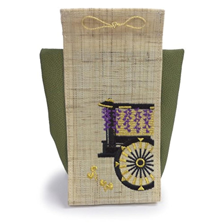 炭素インストラクター特性香飾り 京の風物詩 葵祭