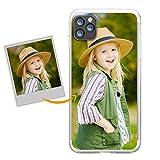 Oihxse Funda Personalizada de Telefono Compatible con Samsung Galaxy S8 Carcasa Silicona TPU Bumper Suave Imagen o Texto Personalizable Estiloso y Unico Anti-Rasguños Case Cover(A1)