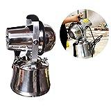 Nebulizzatore Elettrico Ulv Nebulizzatore Atomizzatore Portatile In Acciaio Inossidabile Zanzara Killer Disinfettante Nebulizzatore Di Droga Per Giardino Interno-Esterno Home Hotel Zanzara 5.5L