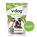 v-dog Breathbone Dog Chews, Regular, 8.5 Ounce