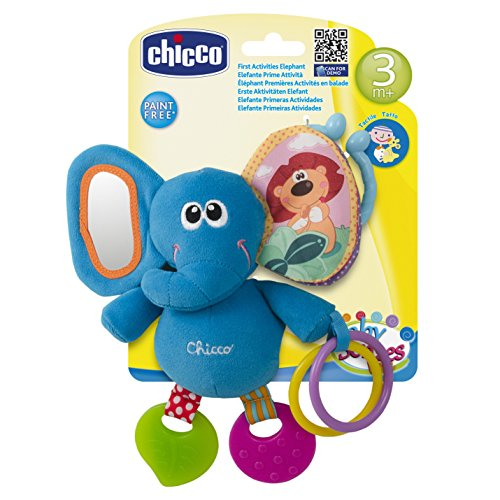 Chicco- Big & Small Ducha íntima Nº12 (Artsana 00072375000000)