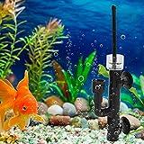 Wosune Skimmer de Aceite de Superficie Skimmer de Aceite de Acuario, Skimmer de Acuario, Animales de Mascotas para Acuario