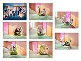 Fanstown Kpop BTS Bangtan Boys Poster-Set, A3, 41,9 x 29,5