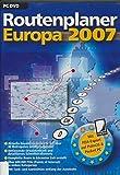 Routenplaner Europa 2007 -