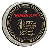 6. Winchester Round Nose .177 Caliber Pellets