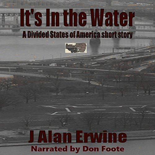 It's in the Water audiobook cover art