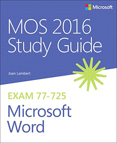 Microsoft Word Guides