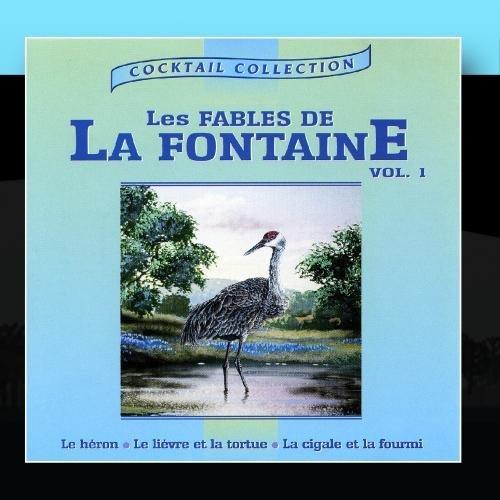 Les Fables De La Fontaine Vol. 1 by Amandine