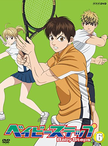 Animation - Baby Steps Vol.6 [Japan DVD] PCBE-54596