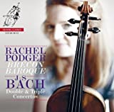 Double & Triple Concertos (SACD,works on all players) Rachel Podger by Rachel Podger & Brecon Baroque (2013-03-27)