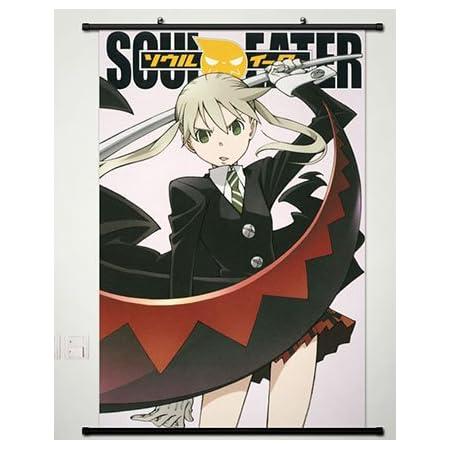 Soul Eater Maka Albarn HD Canvas Print Wall Poster Scroll Room Decor