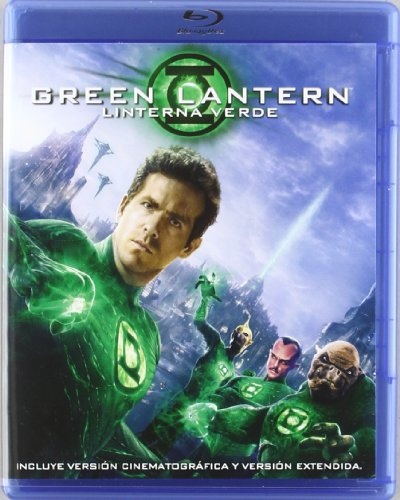 Linterna Verde (2011) Blu-Ray [Blu-ray] ⭐