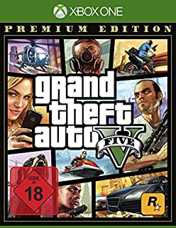 Grand Theft Auto V – Premium Edition (Xbox One)