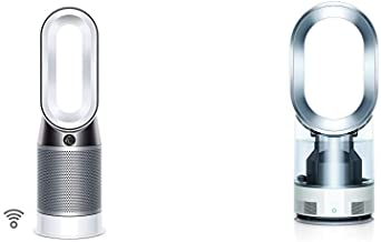 Dyson Pure Hot + Cool Air Purifier, Heater + Fan - HEPA Air Filter, Space Heater and Certified Asthma + Allergy Friendly, ...