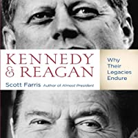 Kennedy and Reagan's image