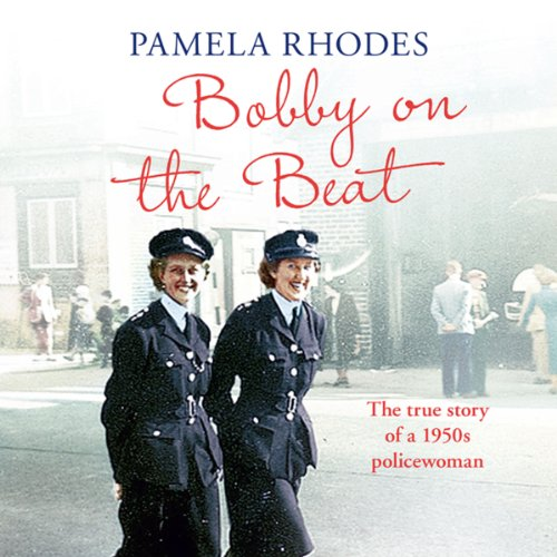 Bobby on the Beat audiobook cover art
