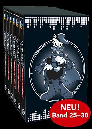 Lustiges Taschenbuch Ultimate Phantomias Box Band 25 -30: Die Chronik eines Superhelden