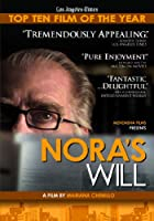Nora's Will [DVD]