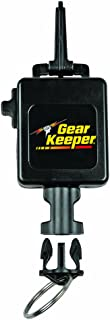 Hammerhead Industries Gear Keeper Locking Scuba Console Retractor – For Securing a Console at the Hip or Chest Area  –  Available in Various Mounting Options  -  Made in USA