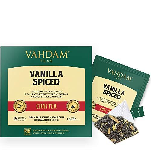 VAHDAM, Vanilla Spiced Masala Chai | 30