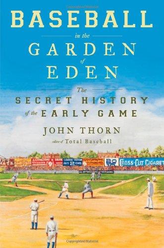 Image of Baseball in the Garden of Eden: Baseball in the Garden of Eden