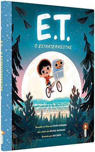 E.T. O Extraterrestre - Coleção Pipoquinha