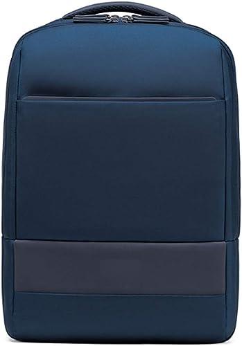 YaNanHome Sac à Dos léger pour Ordinateur et Sac à Dos pour Femme (Couleur   bleu, Taille   44  31  14cm)
