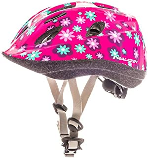 Raleigh Mystery Dottie Girl Kids Helmet - Pink - Medium (52-56cm)