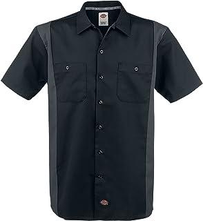 Dickies Men's Short Sleeve Two Tone Work Shirt