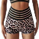 Pantalones De Yoga Cintura Alta Sexis Levantamiento De Glúteos Leggings Transpirables Sin Costuras Corte Mallas Fitness Para Fitness Yoga Running Training,L