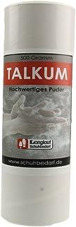 Talkum Puder 500 Gramm Dose für Sport Werkstatt Hobby Klettern