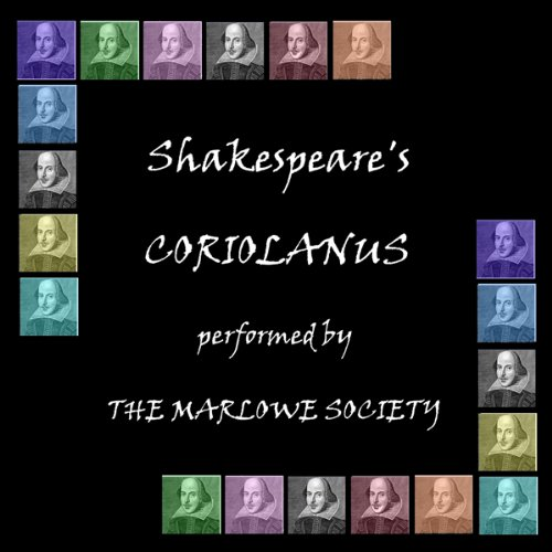 Coriolanus (Dramatised) cover art