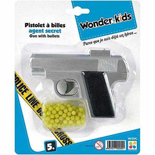 COFALU KIM PLAY - 1190P - Pistolet Billes Agent