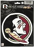 Rico VDCM100203 NCAA Florida State Seminoles Die Cut Vinyl Decal