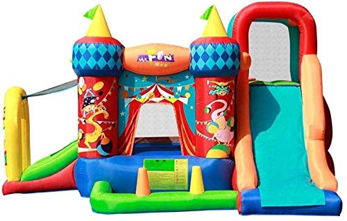 ROM Children s Playground Children s Outdoor Children s Slides Home Indoor Inflatable Toys Boys and Girls Games Trampoline The Best Gifts