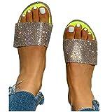 Sandals for Women Flat Summer,New Women Comfy Platform Toe Ring Wedge Sandals Shoes Summer Beach Travel Shoes Comfortable Flip Flop Shoes