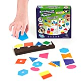 Picnmix Color and Shape Cognitive Skill-Building Puzzle Game Featuring Challenges for Ages 3 and up. Building 2D and 3D Shape and Color Perception Games for Toddlers.