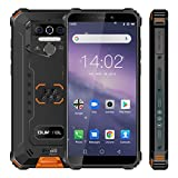 OUKITEL WP5 Rugged Smartphone in Offerta, Batteria 8000mAh, Display 5.5 Pollici, Quad-core 4GB +32GB Telefonia Cellulare, IP68 Impermeabile Antiurto, Triple-Camera, Android 10.0, Dual SIM/OTG/GPS