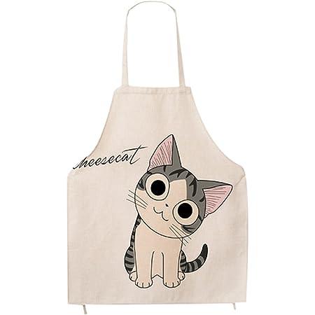 Personalised Cat Children/'s Apron