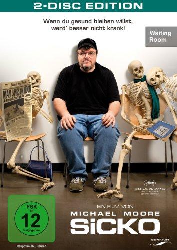 Sicko [DVD]