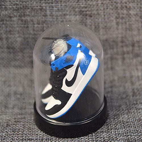 ahliwei Anhänger Kette der Schlüssel Der Schlüsselring Schmuck Schlüsselbund Ornamente Basketballschuhe Modell Rucksack Schultasche KreativesGeburtstagsgeschenk 37