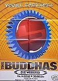 The Buddhas - Gütersloh 2002 Konzert-Poster A1