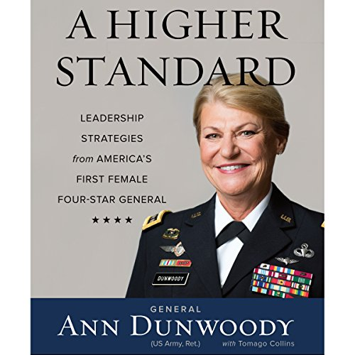 A Higher Standard audiobook cover art