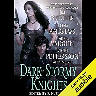 Dark and Stormy Knights Titelbild