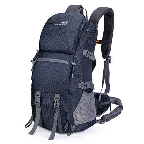 Promover 48L Outdoor Hiking Backpack Trekking Rucksack Travel Daypack...